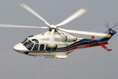 Nella flotta aerea dei vertici della Federazione Russa, gli ultimi arrivati sono due elicotteri Agusta modello AW139 (Fonte: http://agusta-russia.ru)