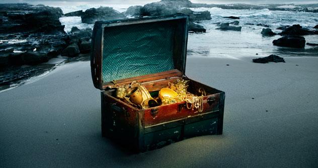 Sono dodici i tesori russi nella lista dei cacciatori d'oro di tutto il mondo (Foto: Gettyimages/Fotobank)