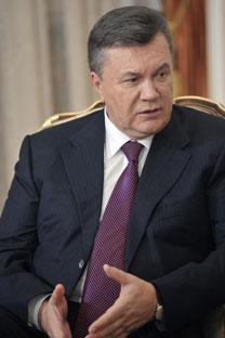 Viktor Yanukovich (Foto: Andrey Nikolsky/ Ria Novosti)