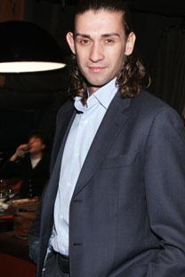 Ruslan Nigmatullin, ex portiere della nazionale russa di calcio (Foto: Itar-Tass)