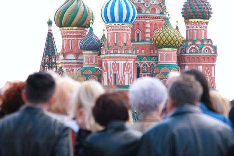 Una ricerca interroga i moscoviti sui temi dell'etica (Foto: Itar-Tass)