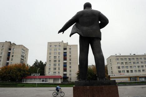 Zarechny, situato nella regione di Penza, è l'esempio più esplicito di come trasformare un retaggio sovietico cupo in una fonte di orgoglio (Foto: RIA Novosti / Vladmir Vyatkin)