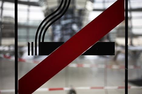 Secondo alcune stime, in Russia vivrebbero 44 milioni di fumatori (Foto: Getty Images/Fotobank)