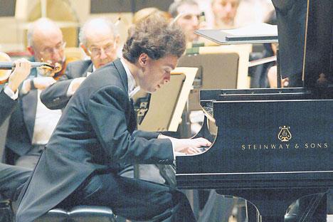 Il pianista russo Evgeny Kisin (Foto: AP)