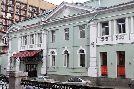"""Il nuovo direttore del Teatro Gogol, il regista Kirill Serebrennikov, vuole dar vita al  """"Gogol-Center"""", un centro culturale per tutte le età (Fonte: Wikimedia)/"""