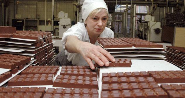 Gli esperti della società Kpmg prevedono una crescita record nel mercato russo del cioccolato: in tre anni, assicurano, aumenterà del 45 per cento (Foto: Photoxpress)