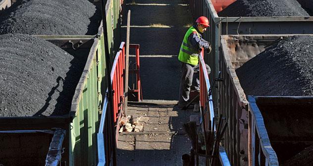 L'80 per cento del carbone di Vorkuta è di grandi brand (Foto: Kommersant)