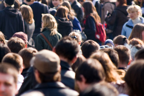 Per il 78 per cento degli intervistati, oggi, la Rivoluzione non sarebbe ammissibile (Foto: Photoxpress)