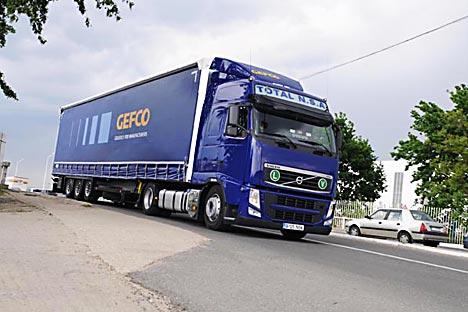 Il 75 per cento della divisione di logistica di Peugeot, Gefco, è passato alle Ferrovie Russe (Foto: Ufficio stampa)