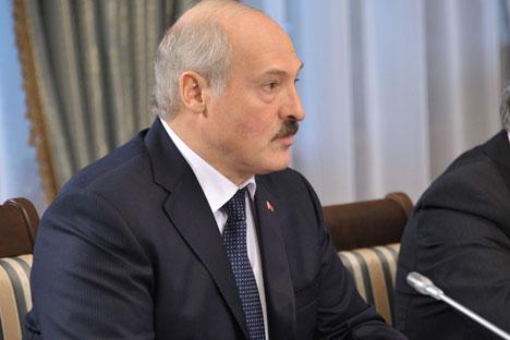 Il presidente bielorusso Aleksandr Lukashenko (Foto: Ria Novosti)