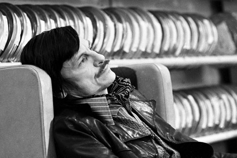 Previous film screenings at the Russian Centre were dedicated to Karen Shakhnazarov and Andrei Tarkovsky. Source: Ria Novosti