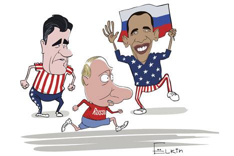Vignetta: Sergei Elkin