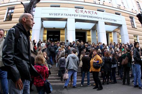 Anche se San Pietroburgo è descritta come la capitale culturale della Russia, le autorità locali intensificano i divieti sociali e culturali per tutelare la morale (Foto: PhotoXPress)
