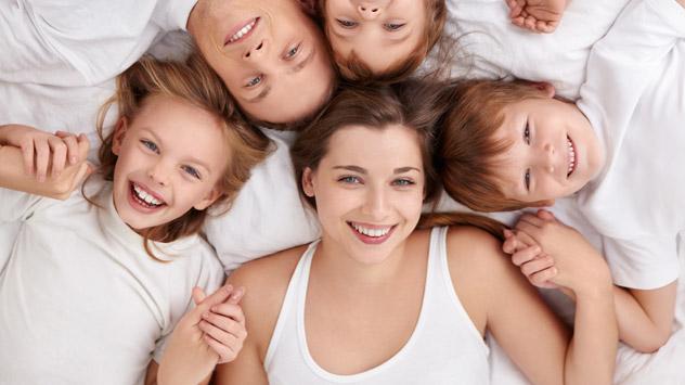 Praticamente tutti i russi (99 per cento) sostengono che la famiglia abbia un significato importante (Foto: Shutterstock)