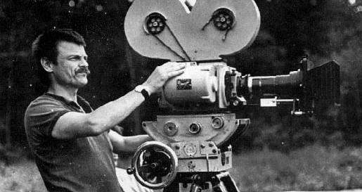 Un'immagine d'archivio del regista Andrei Tarkovskij (Foto: tarkovsky.net.ru)