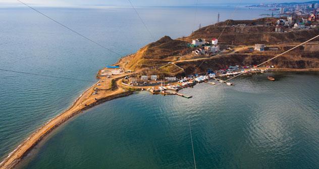 Una veduta di Vladivostok (Foto: Vitaly Raskalov)