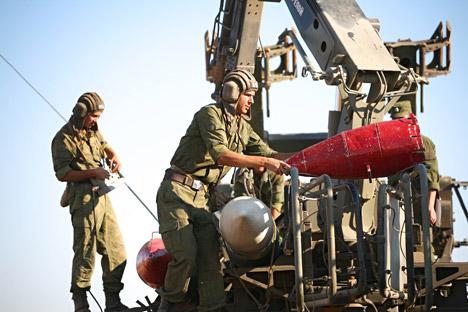 Si rafforza il sistema di difesa missilistico della Russia (Foto: RIA Novosti/Kirill Braga)