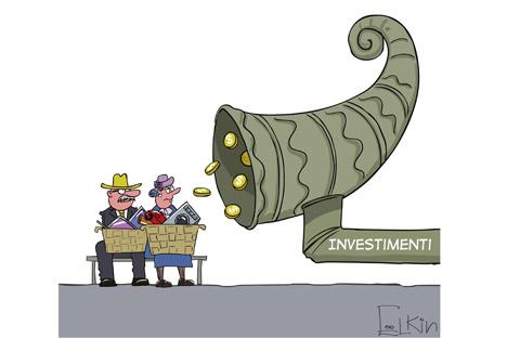 Vignetta di Sergei Yolkin