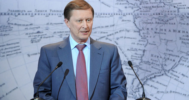 Sergei Ivanov (Foto: Ria Novosti)
