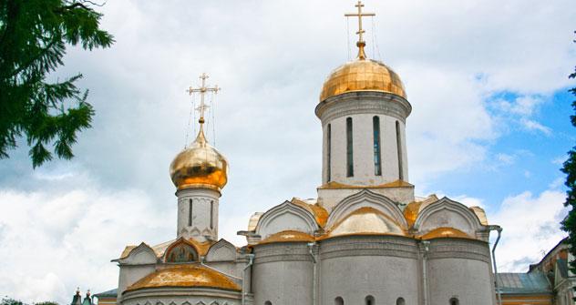 Una veduta di Sergiev Posad (Foto: Anna Degtyarenko)