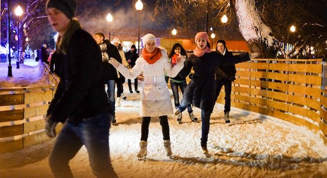 I russi e il 2013: speranze e sogni (Foto: Alexey Smirnof)