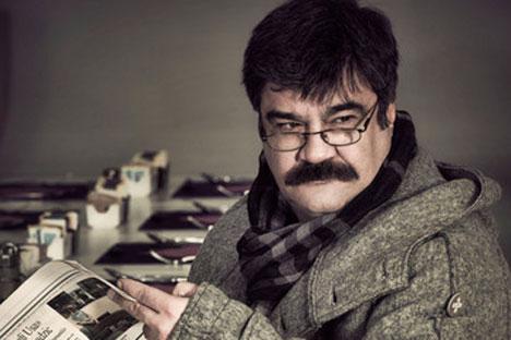 """Il doppiatore Francesco Pannofino arriva in Russia con il documentario """"Il ribelle"""" di Giancarlo Bocchi (Foto: Ufficio stampa Disney)"""