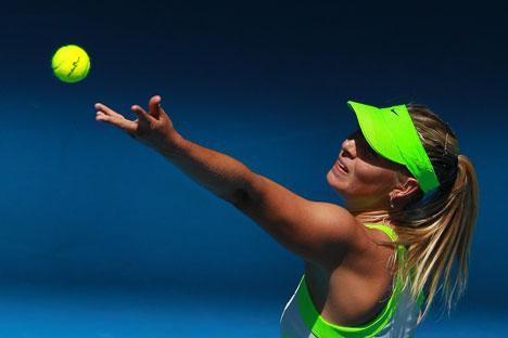 Maria Sharapova, numero due della classifica mondiale Wta (Foto: Ria Novosti)