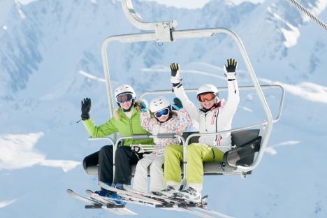 In aumento i russi che scelgono di passare le vacanze natalizie negli ski resort di Italia, Austria e Germania (Foto: PhotoXPress)