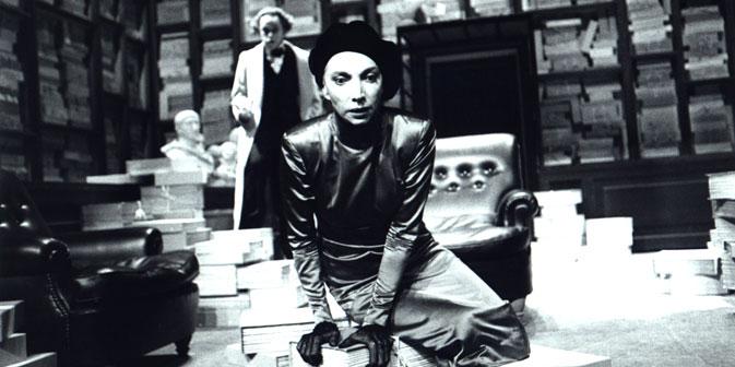 """L'attrice Mariangela Melato nello spettacolo """"L'affare Makropulos"""", diretto da Luca Ronconi (Foto: ufficio stampa)"""