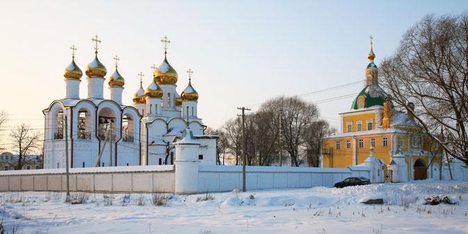 Il monastero femminile Svyato Nikoskij a Pereslavl-Zalesskij (Foto: Lori/LegionMedia)