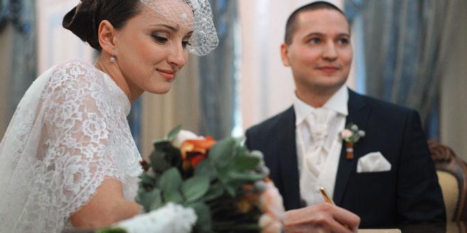 Le cerimonie nuziali russe sono costose e spesso eccentriche (Foto: Ria Novosti)