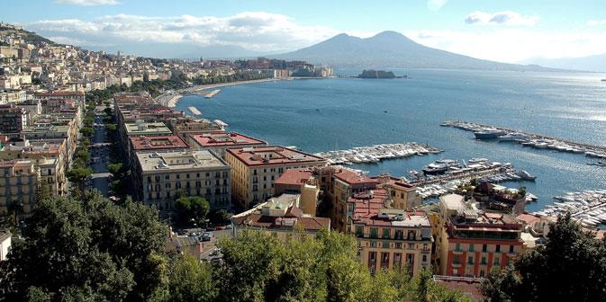 Uno scorcio di Napoli (Foto: PhotoXpress)