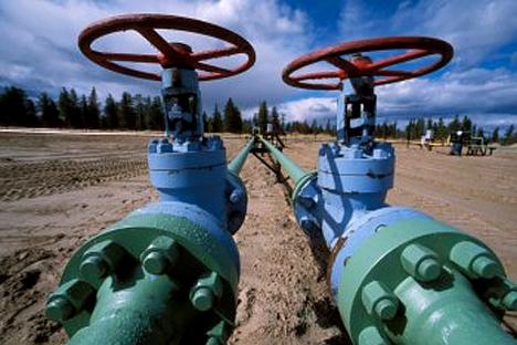 """Un'indagine di """"Izvestia"""" ha svelato quanto ogni singolo Paese europeo paga di fornitura di gas a Gazprom (Foto: Rossiyskaya Gazeta)"""