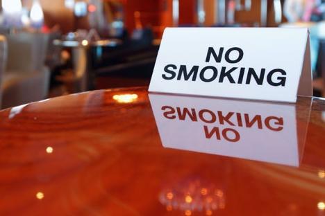 Tempi duri per i fumatori in Russia: a partire dall'estate 2013 sarà vietato fumare in moltissimi luoghi pubblici (Foto: Lori / Legion Media)