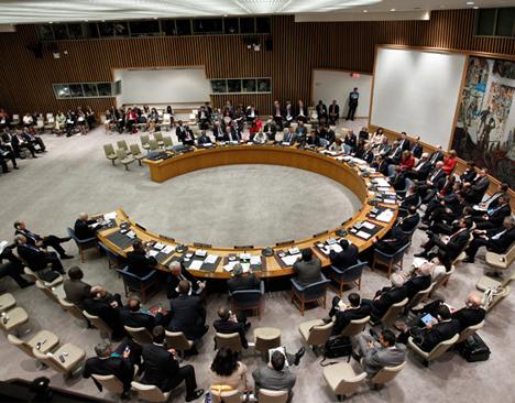 Il Consiglio di Sicurezza dell'Onu (Foto: Reuters)