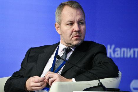 Vladislav Inozemtsev, membro del collegio del Ministero per lo Sviluppo regionale della Federazione Russa, è intervenuto al Forum di Krasnoyarsk per discutere sul futuro dell'Estremo Oriente (Foto: Itar-Tass)