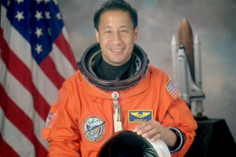 L'ex astronauta della Nasa Ed Lu (Foto: Nasa)