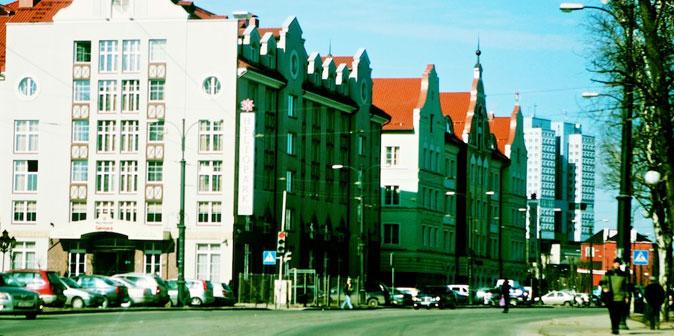 Per le strade di Kaliningrad (Foto: Anton Panin)