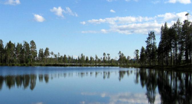 Dove la natura incontra il cielo, nella penisola di Kola (Foto: Flickr / Vlad Tuchkov)
