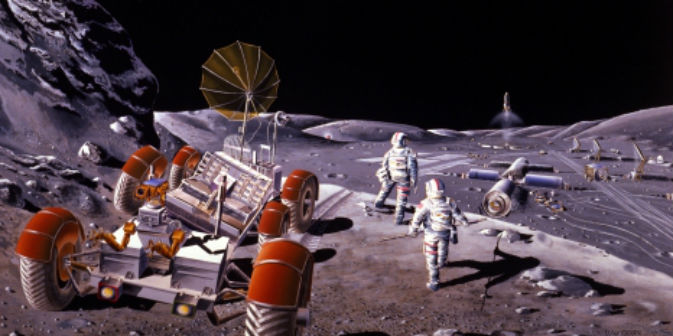 Gli scienziati russi guardano alla Luna con grande interesse e ipotizzano soluzioni per rendere abitabile il satellite naturale della Terra (Foto: NASA / Wikipedia)