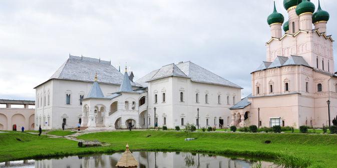 Rostov la Grande (nota anche come Rostov Velikij) è una città dell'Oblast di Yaroslavl, una delle più antiche del Paese e centro turistico dell'Anello d'Oro (Foto: Anna Solovyova)