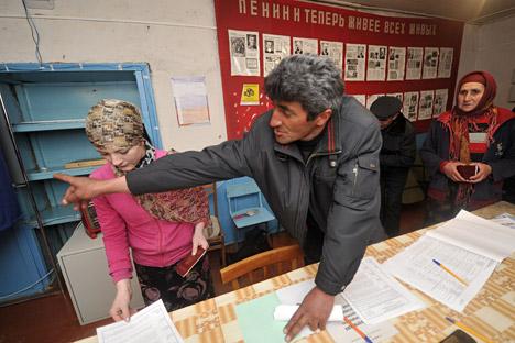 I partiti politici potranno essere rappresentati in parlamento se avranno il 5 per cento dei voti (Foto: Alexei Kudenko/ RIA Novosti)