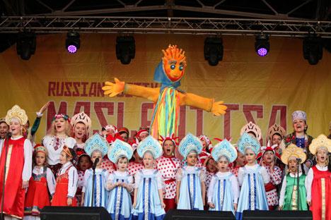 L'11 marzo 2013 inizia la settimana della Maslenitsa, il Carnevale russo (Foto: Corbis)