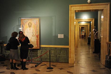 Il ruolo dei musei da sempre è stato quello di preservare la cultura, tra cui anche l'eredità della Chiesa (Foto: Sergei Ermokhin / RIA Novosti)