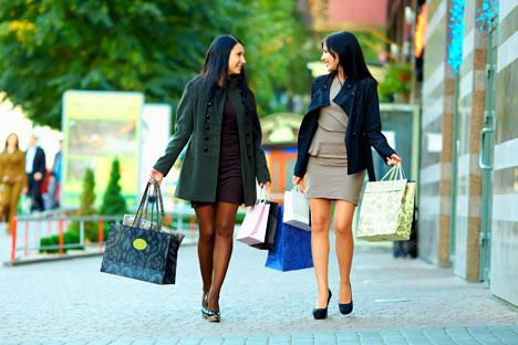 Cosa differenzia le donne russe da quelle occidentali? La percezione di sentirsi belle (Foto: Lori/Legionmedia)