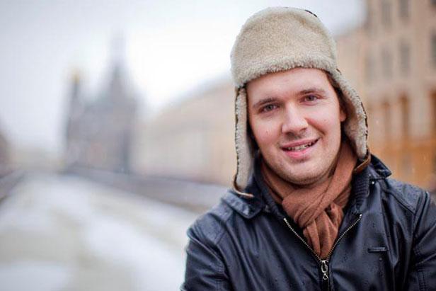 La mia vita in Russia: Manlio da San Pietroburgo