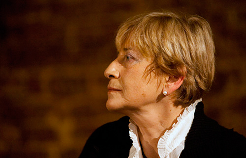 La poetessa e giornalista russa Olga Sedakova (Foto: archivio personale )