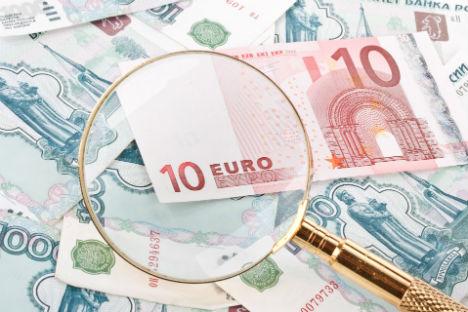 In totale nel mese di febbraio 2013 le società russe hanno svolto 33 operazioni di collocamento di eurobond, incassando più di 7 miliardi di dollari (Foto: Lori/Legion Media)