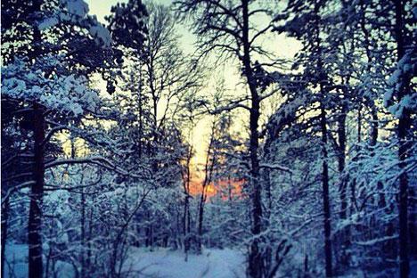 Scatti dal viaggio di Cinetreno lungo la Russia (Foto: archivio personale)