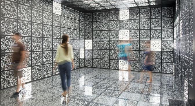 Il padiglione russo della Biennale di Venezia è uno dei pochi costruiti prima della Prima Guerra Mondiale e nel 2013 festeggia cento anni (Foto: Skolkovo)